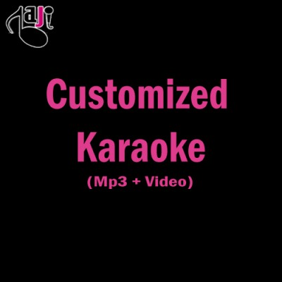 Payment For Customized Track  - Video Karaoke Lyrics