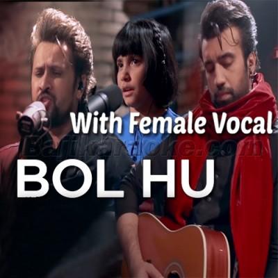 Bol Hu - With Female Vocal - NESCAFE Basement - Karaoke Mp3