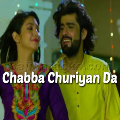 Chabba Churiyan Da Sir Te - Saraiki - Karaoke Mp3
