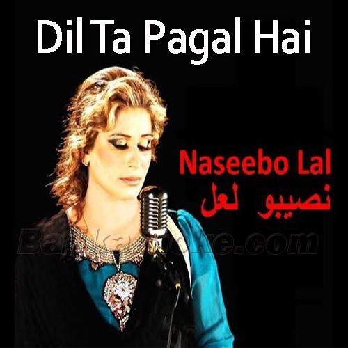 Dil Ta Pagal Hai - Karaoke  Mp3