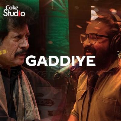 Gaddiye - Karaoke Mp3 | Attaullah Khan Esakhelvi - Asrar