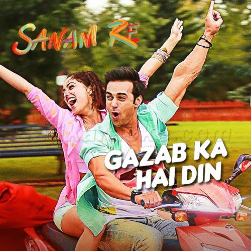 Ghazab Ka Hai Yeh Din - Karaoke  Mp3