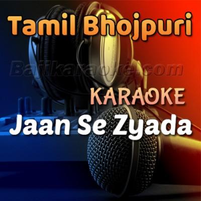 Jaan Se Zayada Tumhein Pyar - Karaoke Mp3