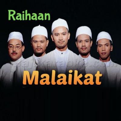Malaikat - Karaoke Mp3