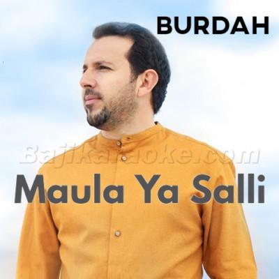 Maula Ya Salli Wa Sallim - With Chorus - Karaoke Mp3