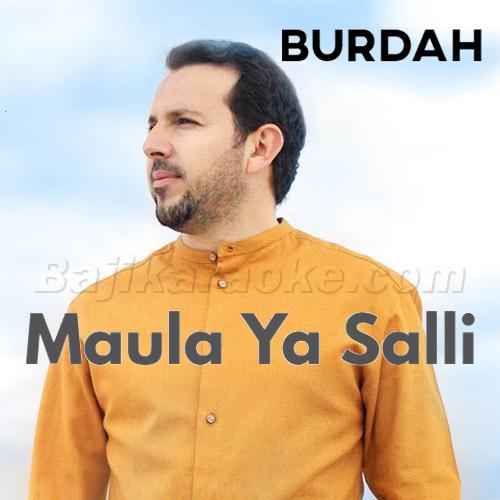 Maula Ya Salli Wa Sallim - Without Chorus - Karaoke Mp3