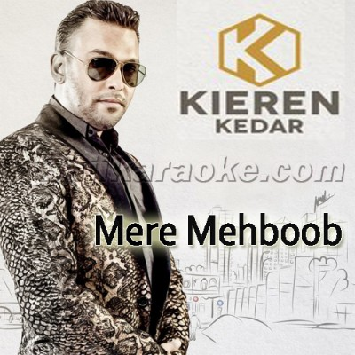 Mere Mehboob - With Rap - Gore Rang - Karaoke Mp3