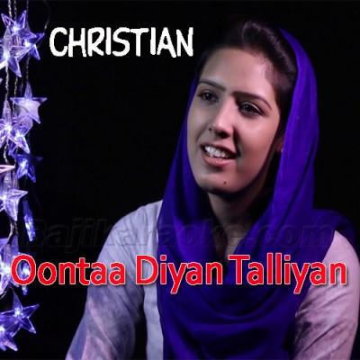 Oontaa Diyan Talliyan Nay - Karaoke Mp3