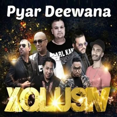 Pyar Deewana Hota Hai - Tamil - XQLUSIV - Karaoke Mp3
