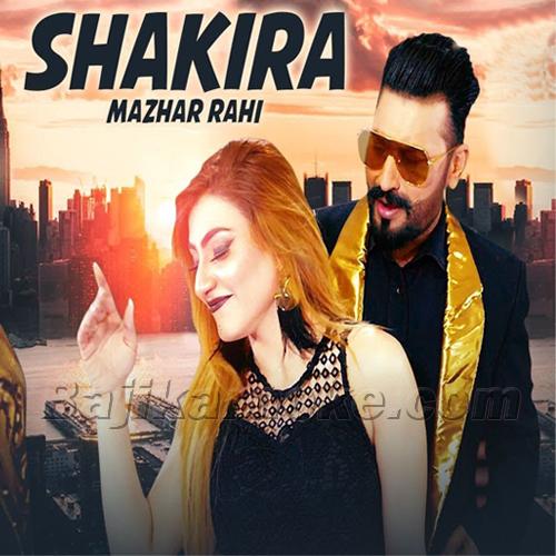 Nachdi Shakira Kuriye - Mp3 Karaoke