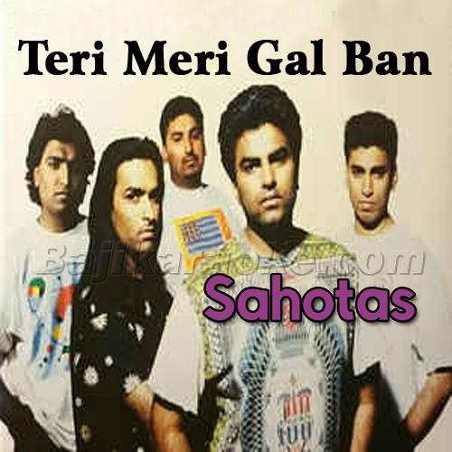Teri Meri Gal Ban Gayi - Punjabi Bhangra - Karaoke Mp3 | Surj Sahota - Brotherhood