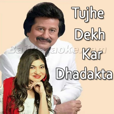 Tujhe Dekh Kar Dhadakta Hai Dil - With Male Vocal - Karaoke Mp3
