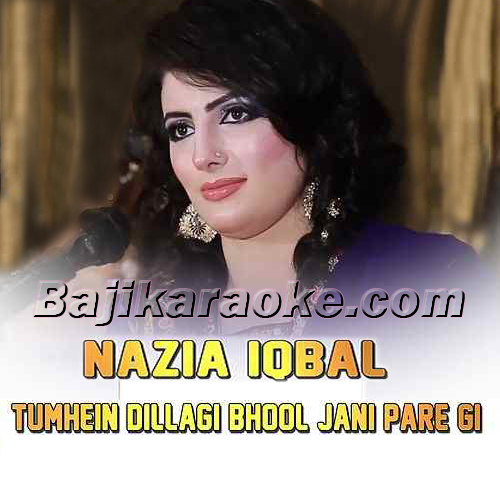 Tumhen Dillagi Bhool Jani - With Chorus - Karaoke Mp3
