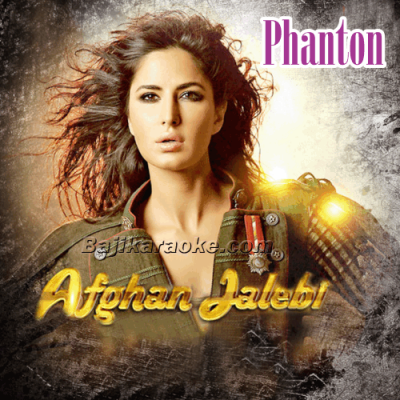 Afghan jalebi - Sega Mix - Karaoke Mp3