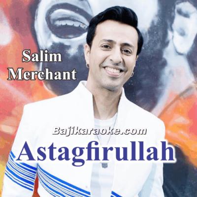 Astagfirullah - Karaoke Mp3