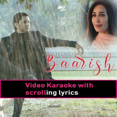 Baarish - Video Karaoke Lyrics