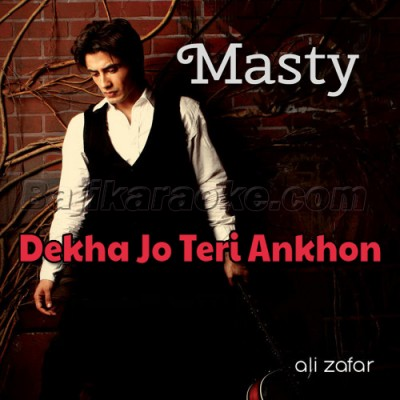 Dekha Jo Teri Aankhon Mein - Karaoke Mp3