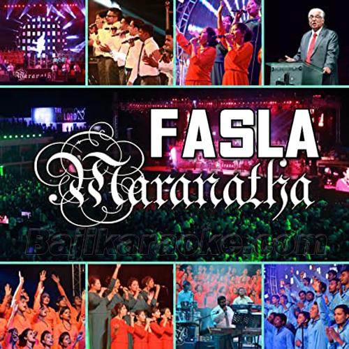 Fasla Christian Maranatha Worship Concert - Without Chorus - Karaoke Mp3