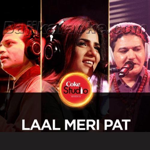 Laal Meri Pat - Coke Studio - Karaoke Mp3
