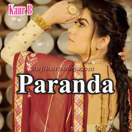 Paranda - Punjabi - Karaoke Mp3