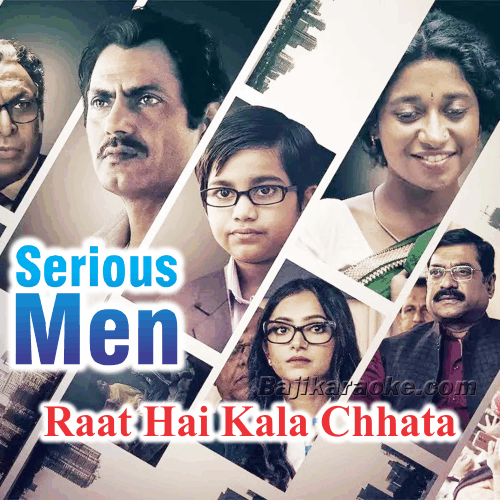 Raat Hai Kala Chhata - Karaoke Mp3