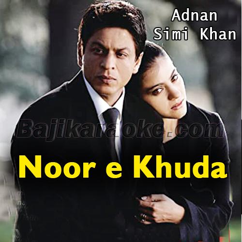 Noor e Khuda - Karaoke Mp3