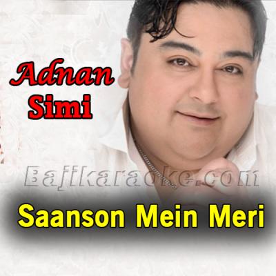 Saanson mein meri - Karaoke Mp3