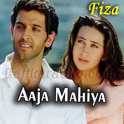 Aaja mahiya - Karaoke Mp3