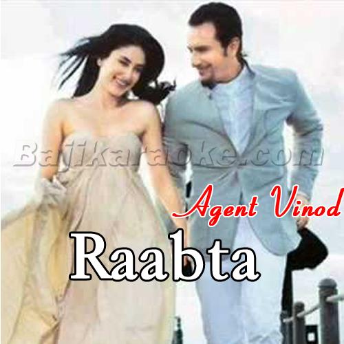 Raabta - Karaoke Mp3