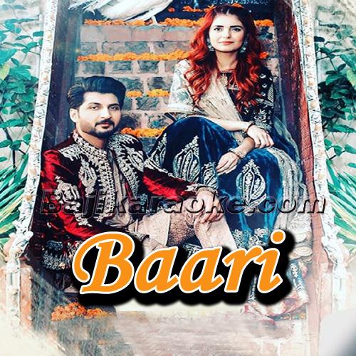 Baari - Karaoke Mp3