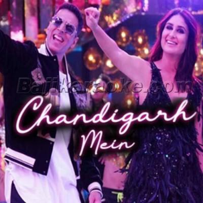 Chandigarh Mein - Karaoke Mp3