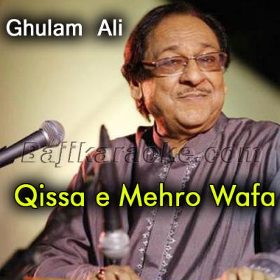 Qisa-e-mehro wafa - Karaoke Mp3