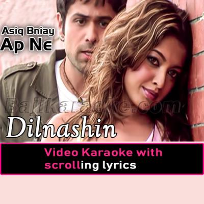 Dilnashin Dilnashin - Video Karaoke Lyrics