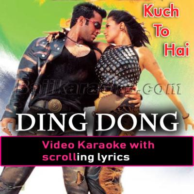 Ding dong - Video Karaoke Lyrics