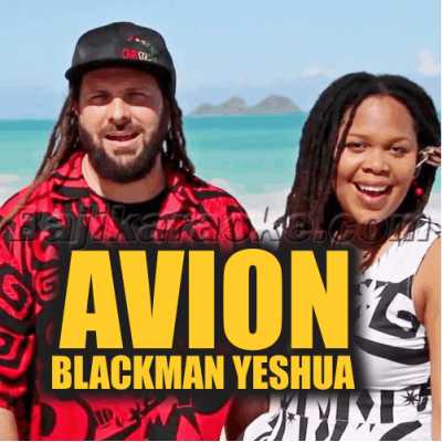 Avion Blackman Yeshua - Christian - Karaoke Mp3