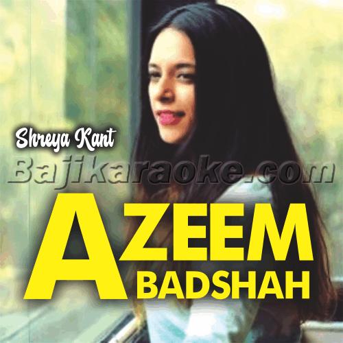 Azeem Badshah - Christian - Karaoke Mp3