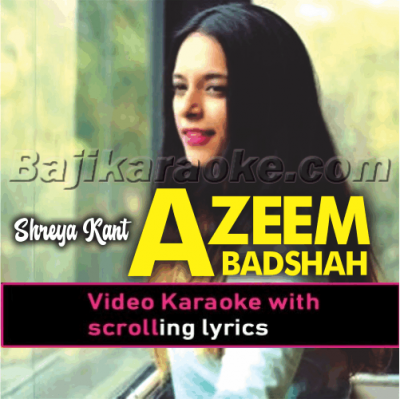Azeem Badshah - Christian - Video Karaoke Lyrics