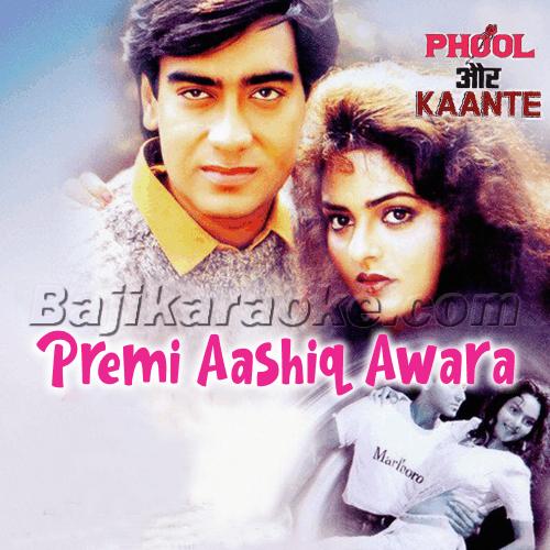 Premi Aashiq Awara - Karaoke Mp3