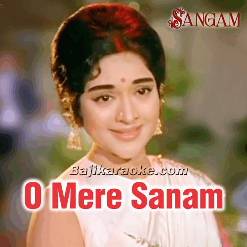 O Mere Sanam - Karaoke Mp3