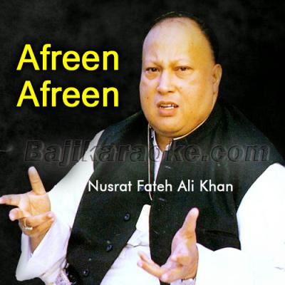 Afreen Afreen - Karaoke Mp3
