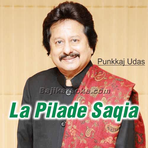 La Pilade Saqia - Karaoke Mp3