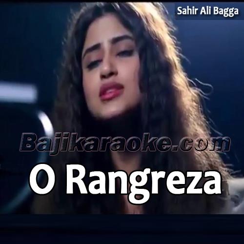 O Rangreza - karaoke Mp3