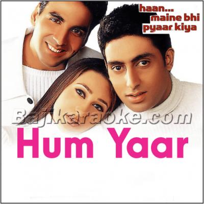 Hum Tumhare Hain Sanam - Karaoke Mp3
