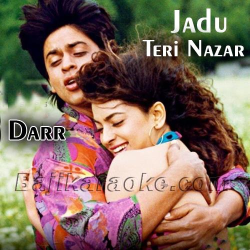Jadu Teri Nazar - Karaoke Mp3