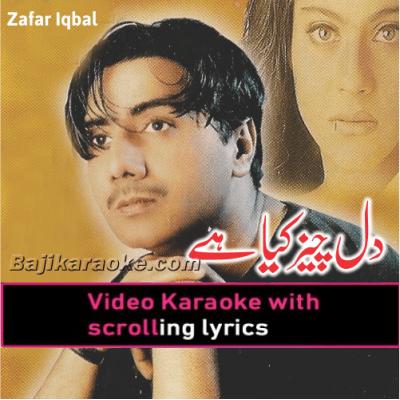 Dil Cheez Hai Kya Jana - Video Karaoke Lyrics