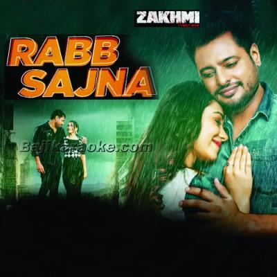 Rabb Sajna - Punjabi - Karaoke Mp3