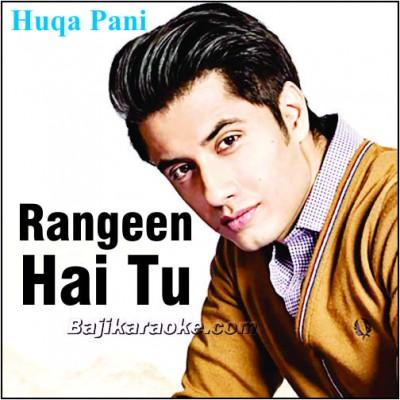 Rangeen Hai Tu Rangon Se Bhi - Karaoke Mp3