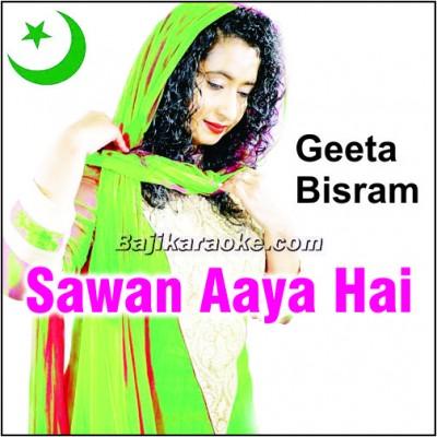 Sawan Aaya Hai - Remix Caribbean Band - Karaoke Mp3
