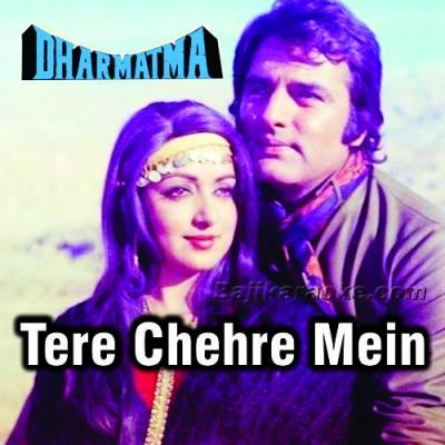 Tere Chehre Mein Woh Jadu Hai - Karaoke Mp3