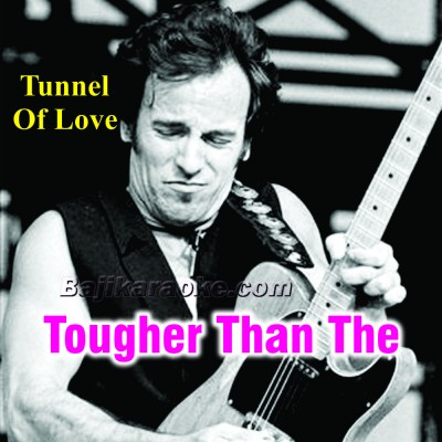 Tougher Than the Rest - English - Karaoke Mp3